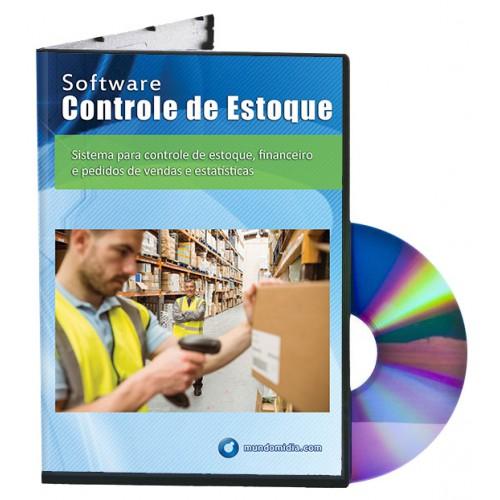 Software Controle de Estoque e Pedido de Vendas