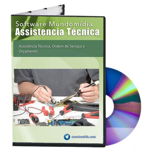 Software OS Assistência Técnica, Estoque e Vendas 3.0