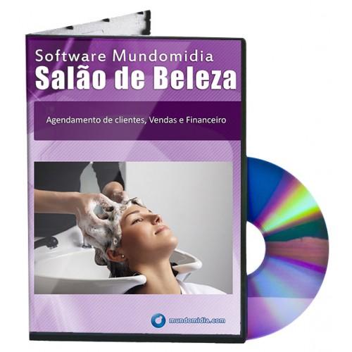 Software Salão de Beleza e Estética 1.0